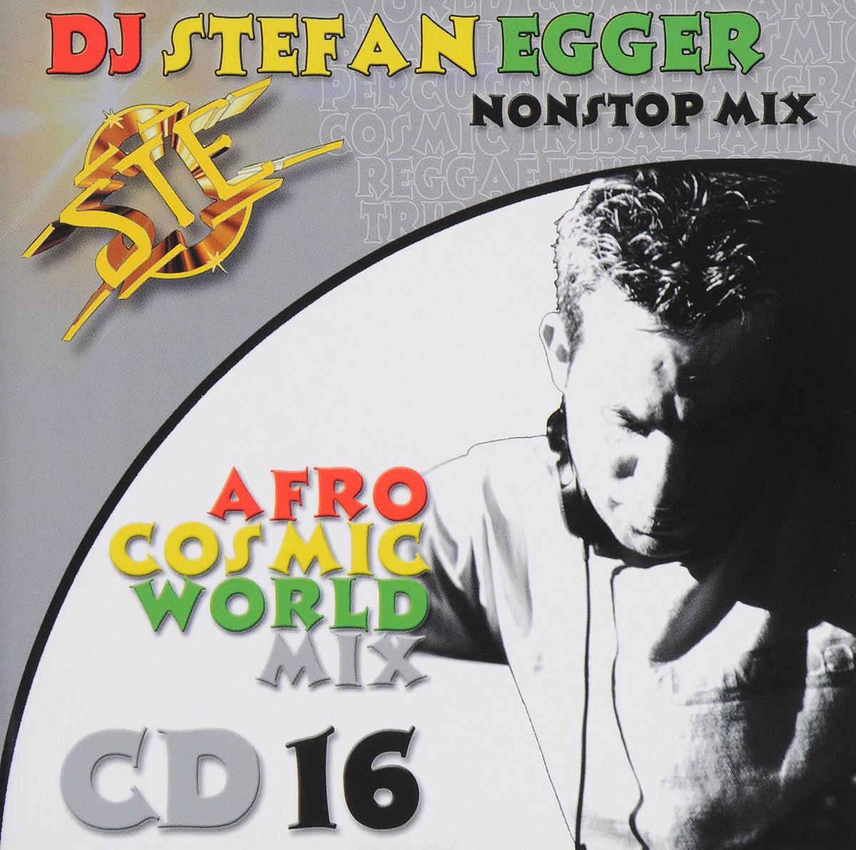Stefan Egger / DJ Dj Egger. Afroworld CD 16