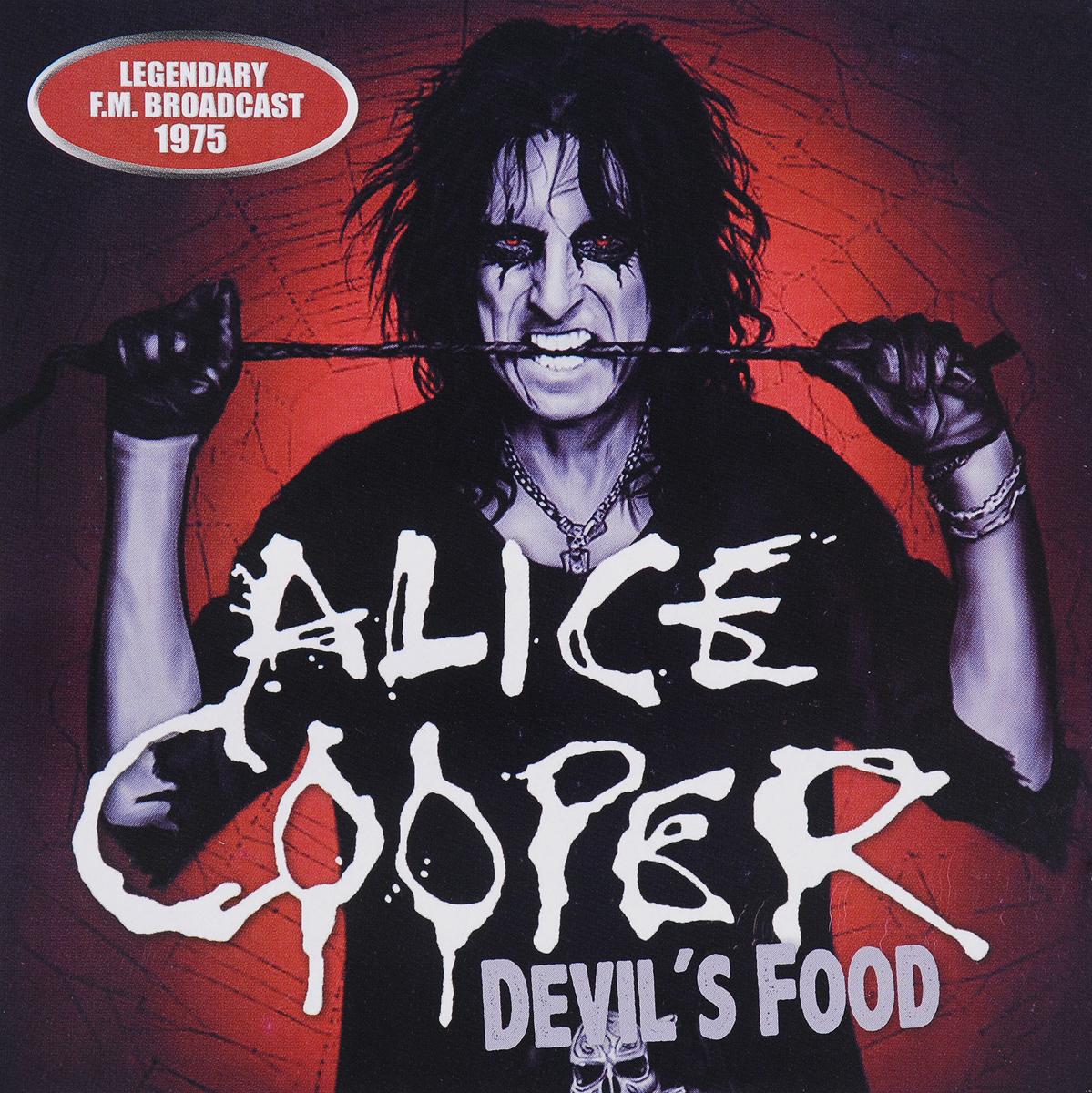 Элис Купер Alice Cooper. Devil's Food элис купер alice cooper dada