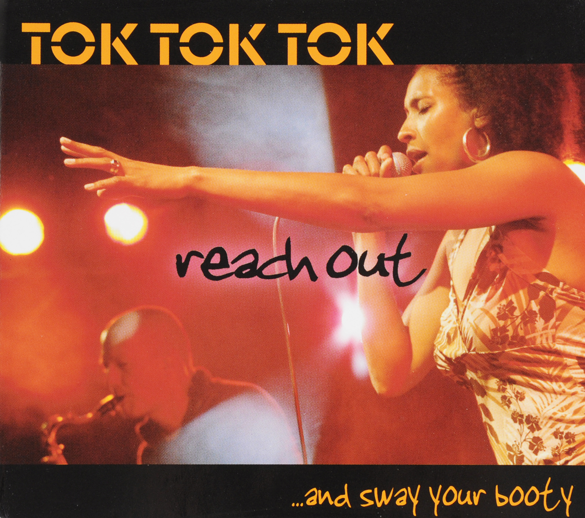 Tok Tok Tok Tok Tok Tok. Reach Out ...And Sway Your Booty (2 CD) tok tok tok tok tok tok gershwin with strings page 3 page 10 page 5 page 2