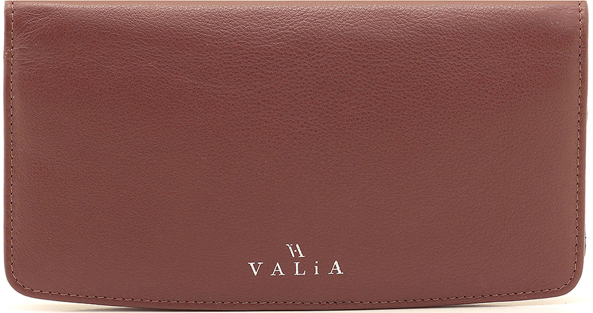 88fbbaf5b7a1 Кошелек женский Valia, цвет: коричневый. 03-10917/2 — купить в  интернет-магазине OZON.ru с быстрой доставкой
