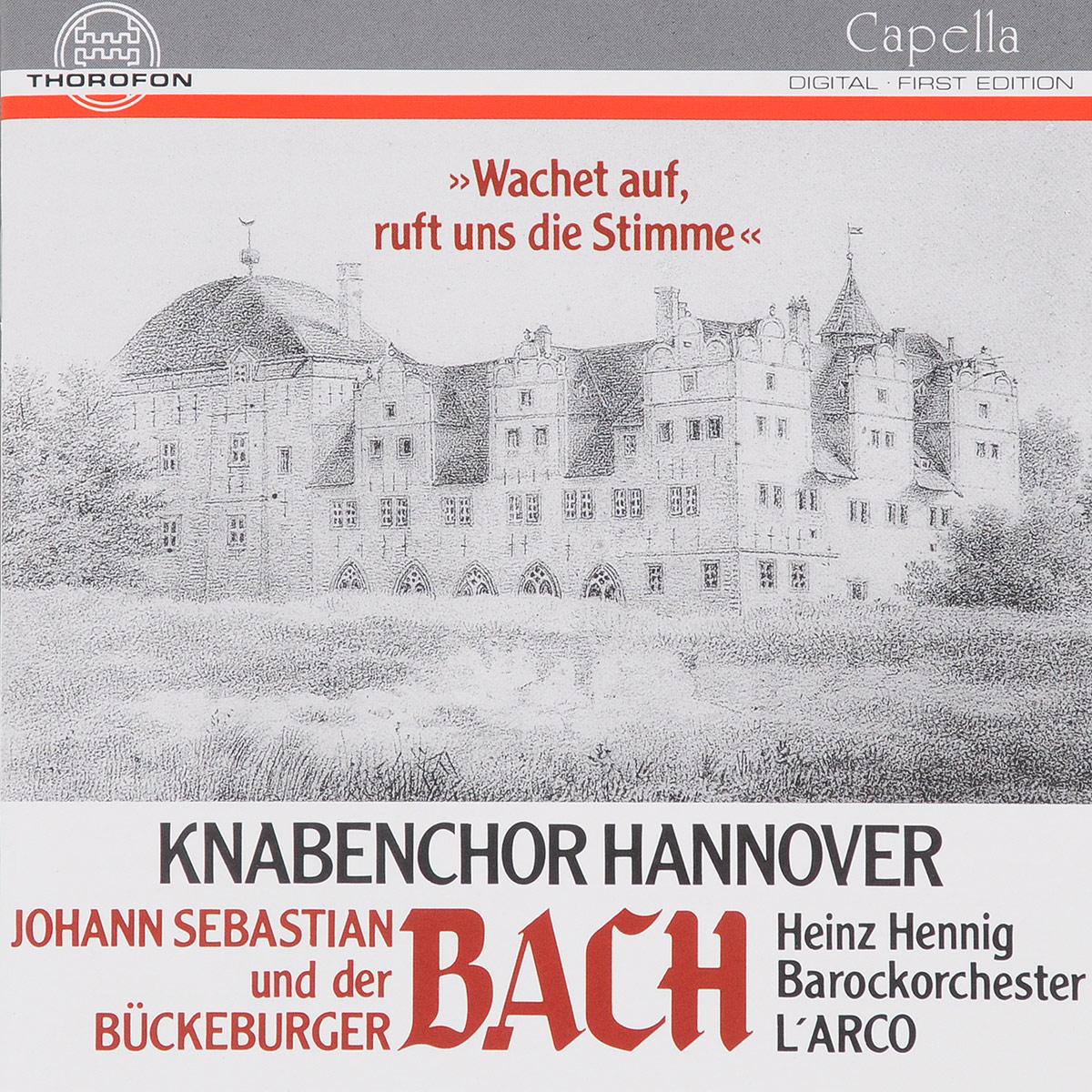 J.C.F. Bach / J.S. Bach. Wachet Auf Ruft Uns Die Stimme j m bach auf la t uns den herren loben