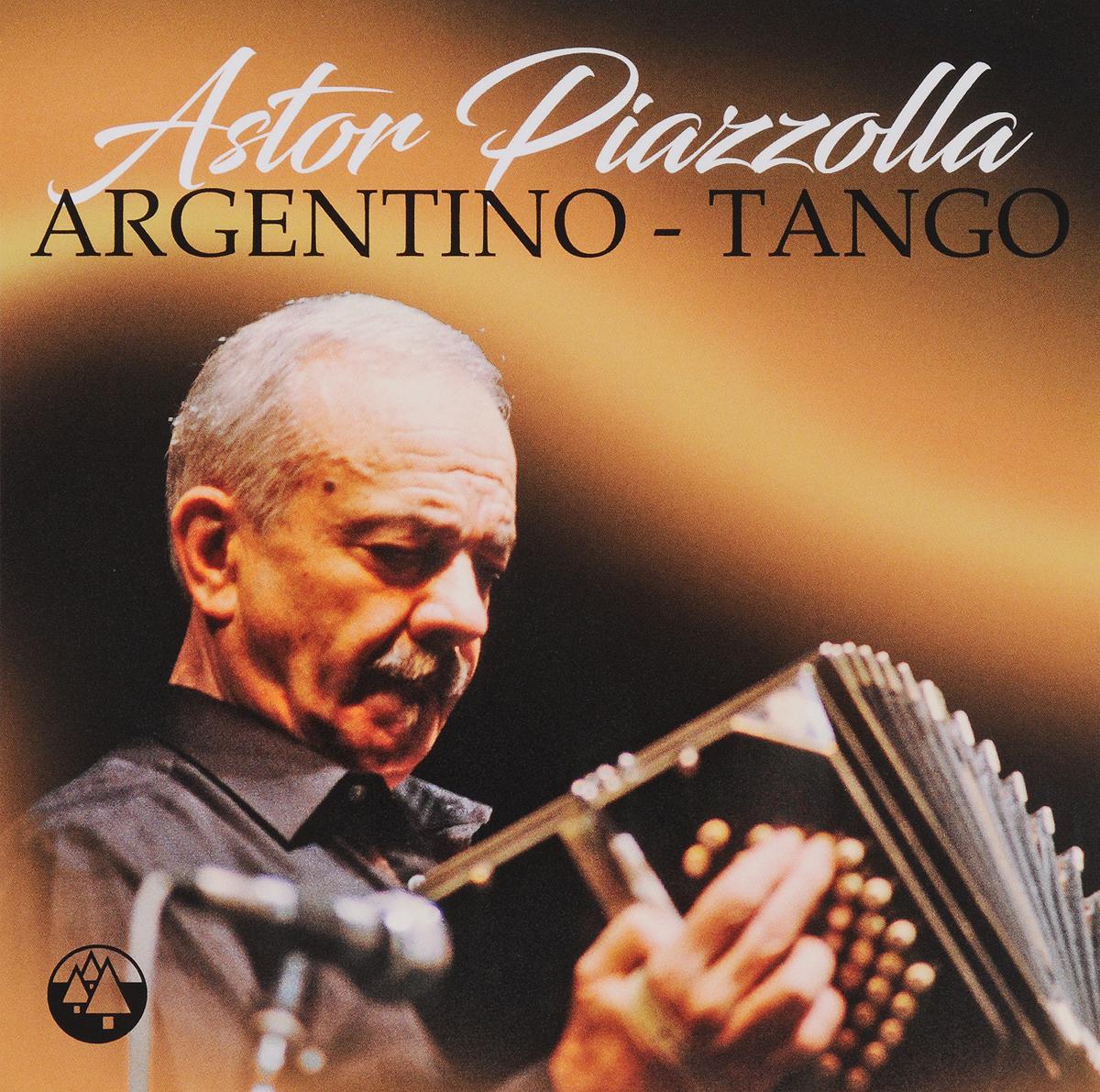 Астор Пьяццолла Astor Piazzolla. Argentino - Tango танго шоу astor tango маркос аяла и его труппа аргентина