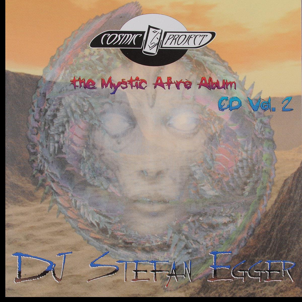 лучшая цена Stefan Egger / DJ Stefan Egger Dj Stefan Egger. Cosmic Project Vol. 2