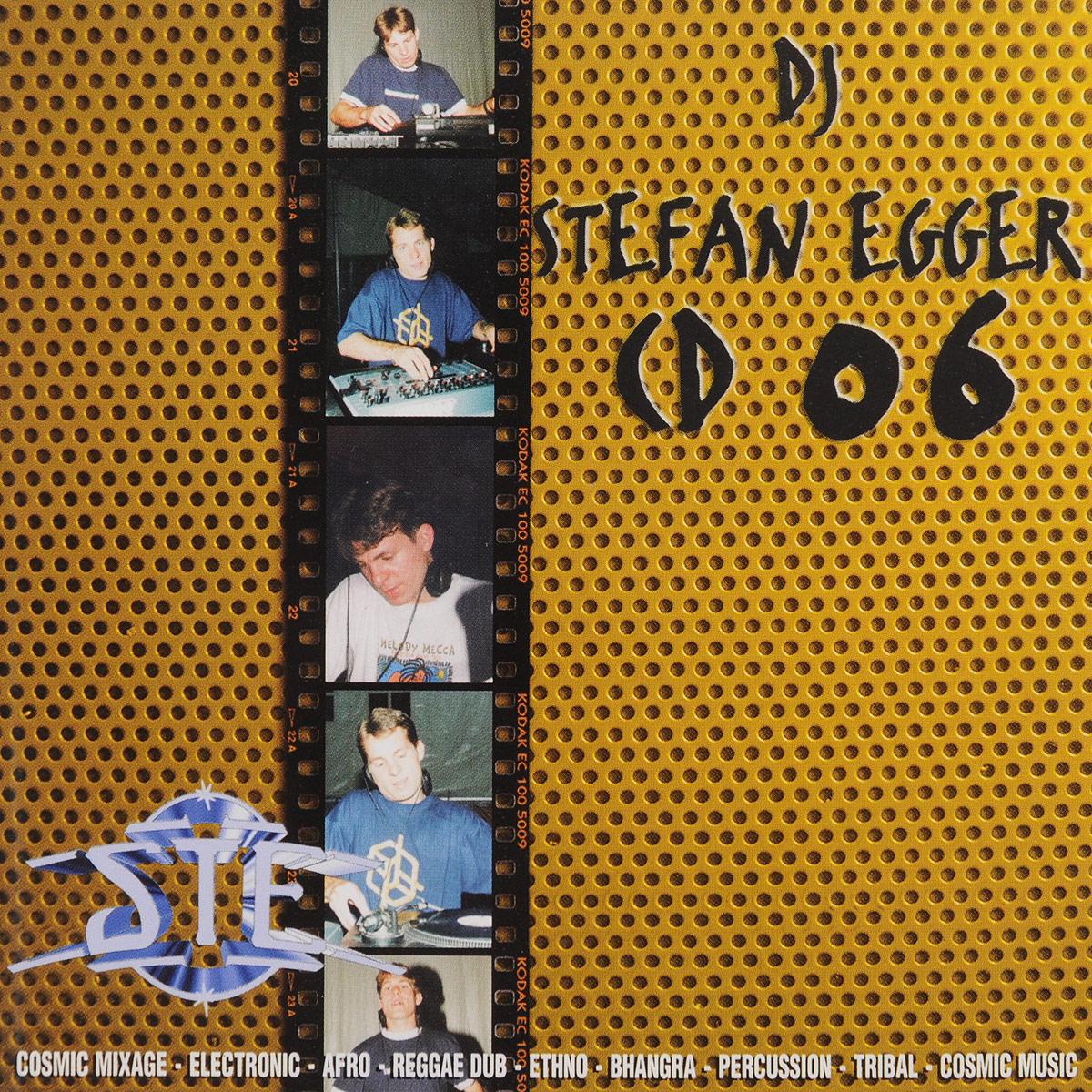 Stefan Egger / DJ Dj Egger. Cosmic Mixage CD 6