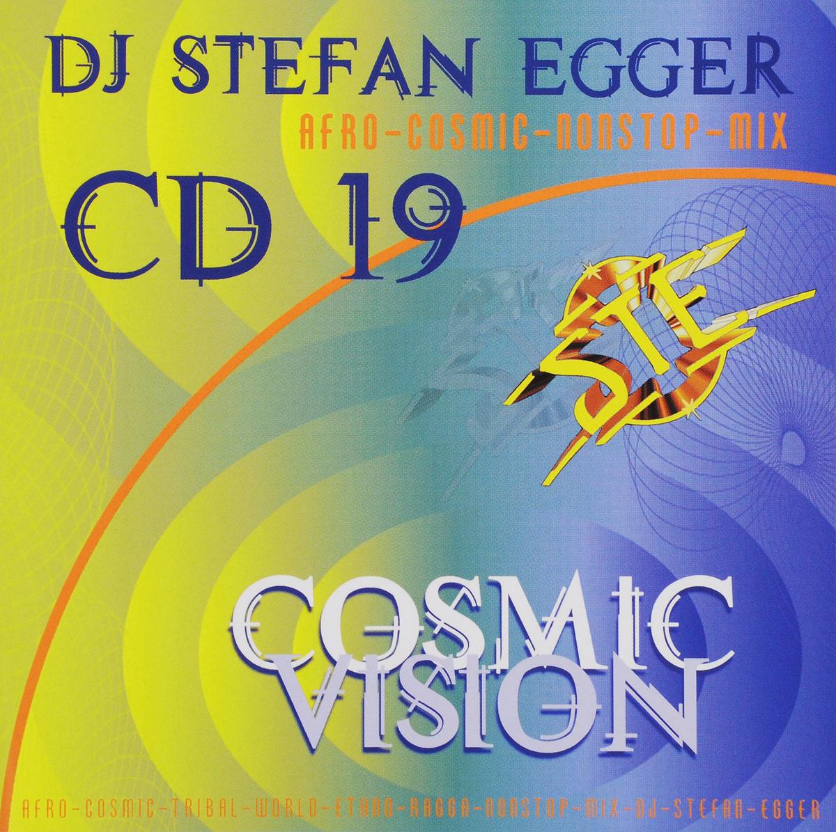 Stefan Egger / DJ Dj Egger. Cosmic Vision CD 19