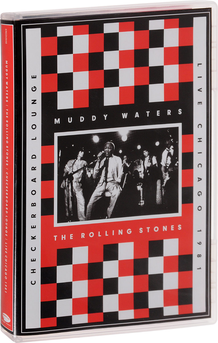 Muddy Waters & The Rolling Stones: Checkerboard Lounge / Live Chicago 1981