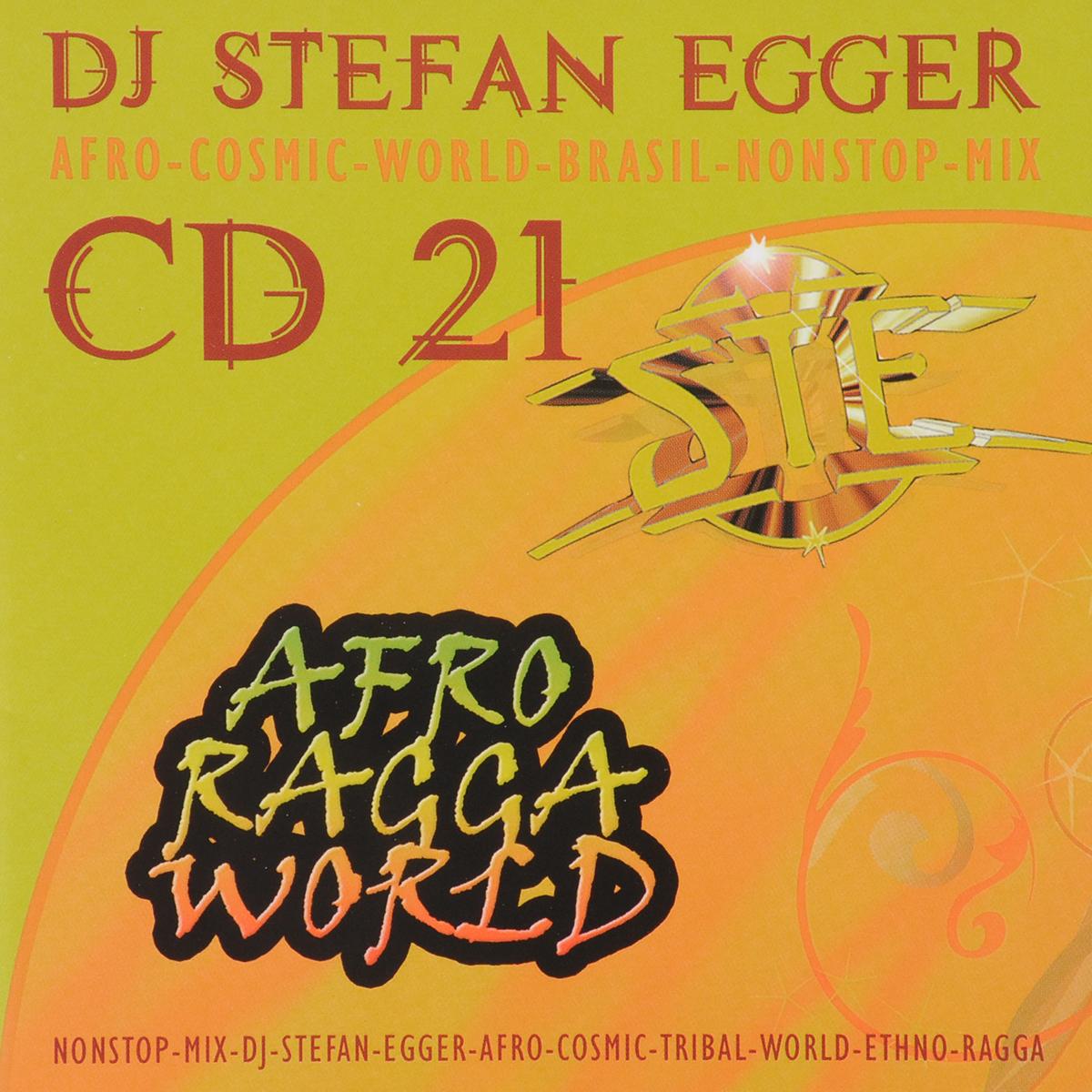 лучшая цена Stefan Egger / DJ Stefan Egger Dj Stefan Egger. Afro Ragga World CD 21