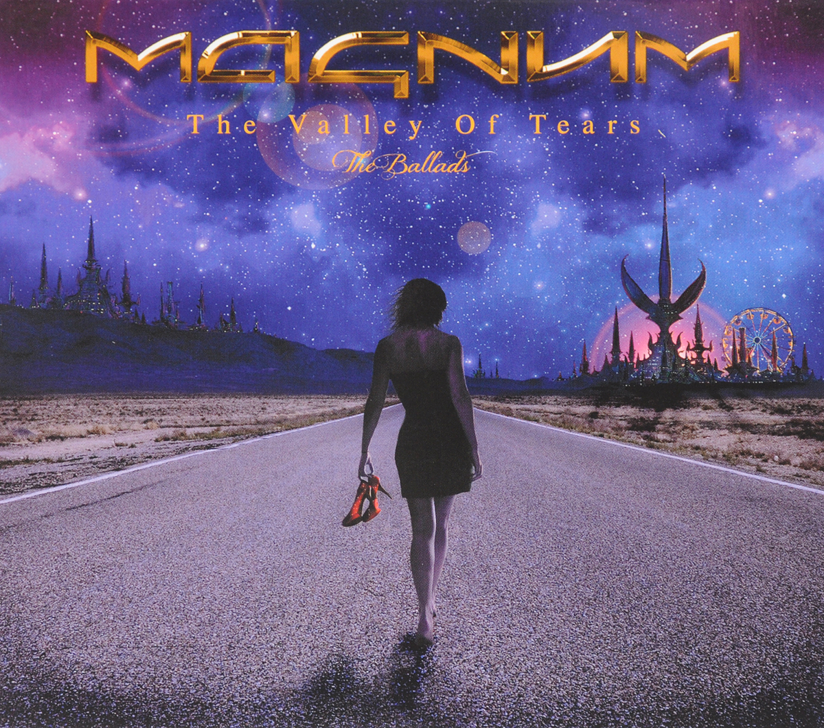 Magnum Magnum. The Valley Of Tears The Ballads magnum china