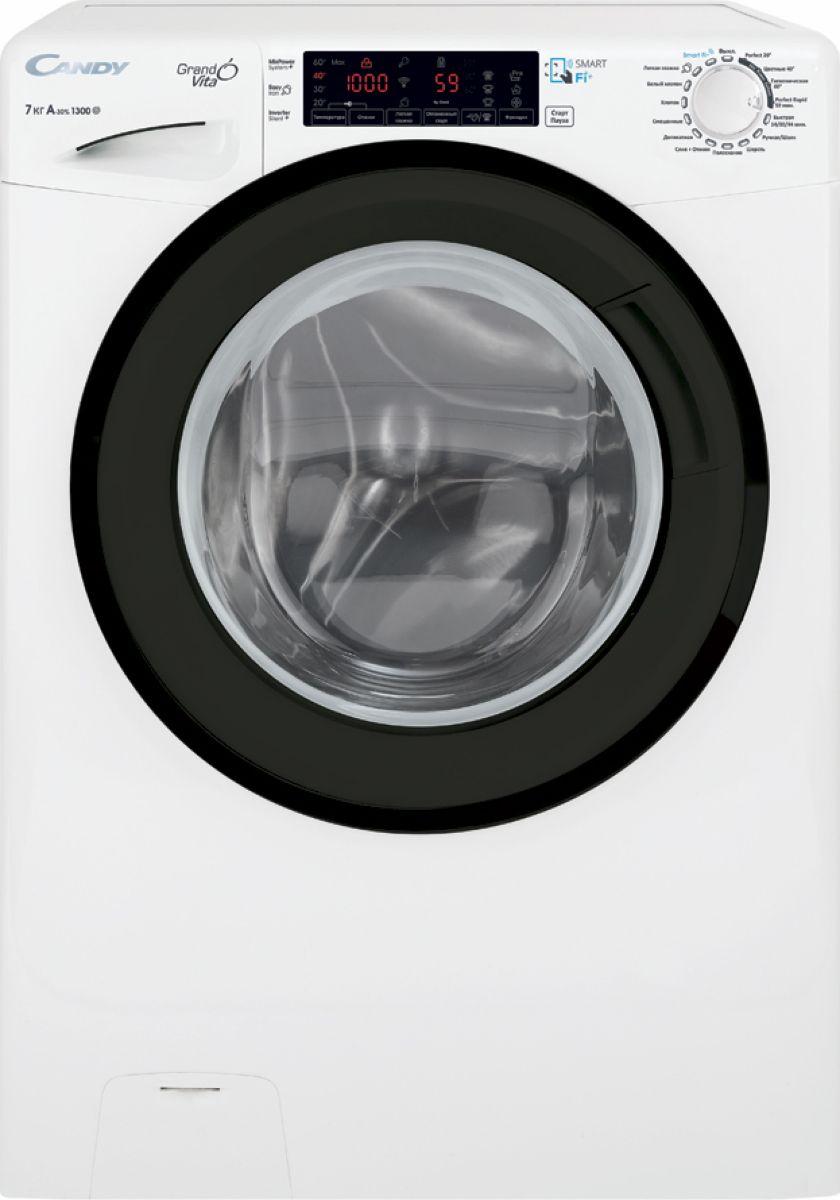 Стиральная машина Candy, GVF4 137TWHN/2-07, white