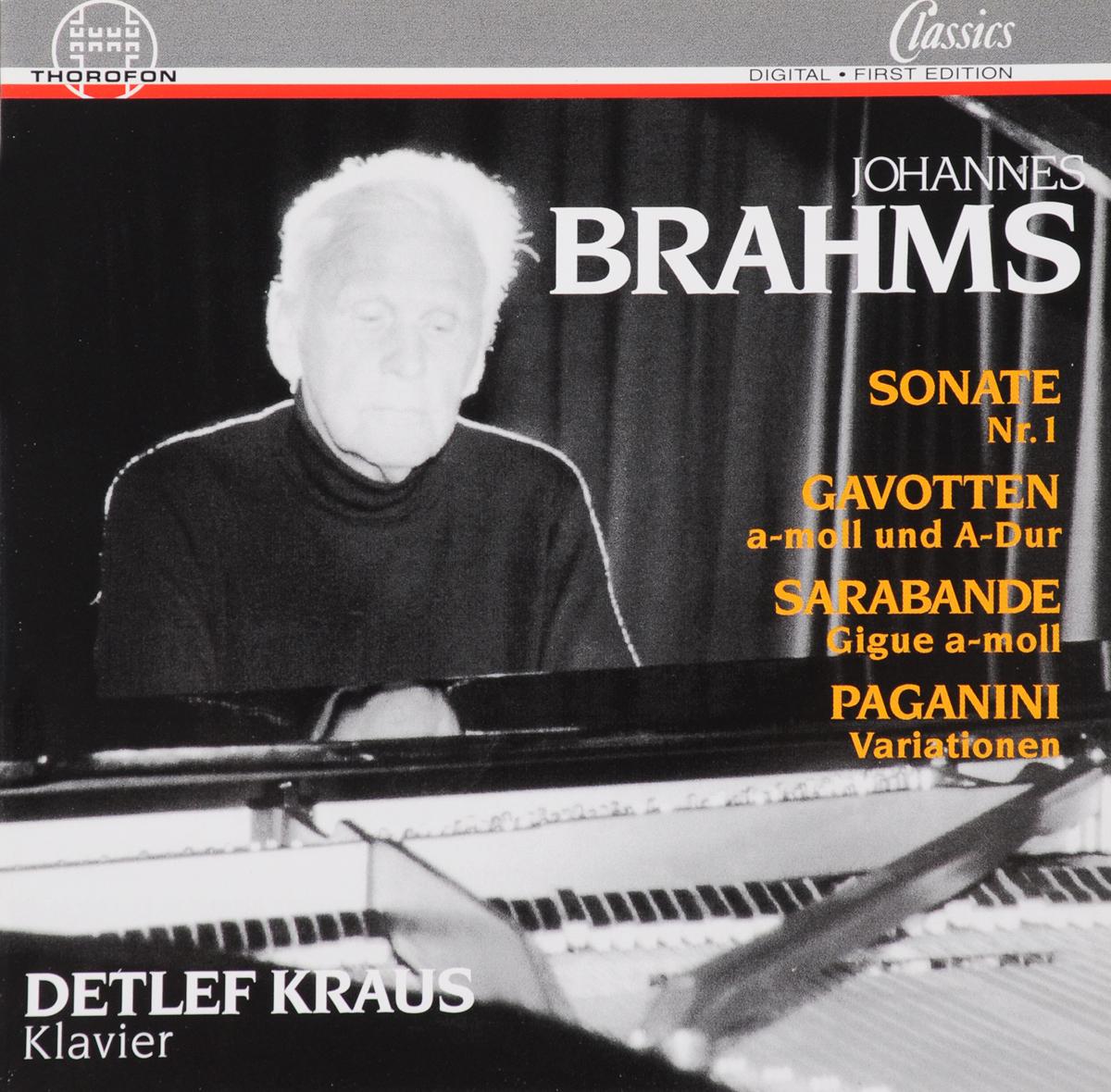 J. Brahms J. Brahms. Sonate Nr.1 j