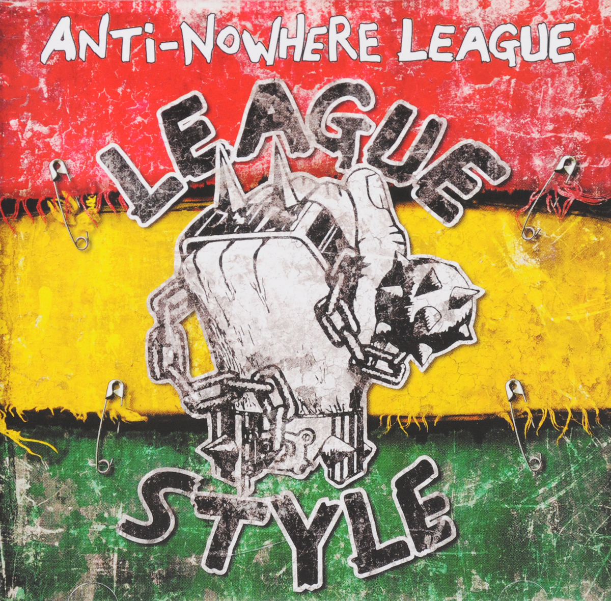 Anti-Nowhere League. League Style