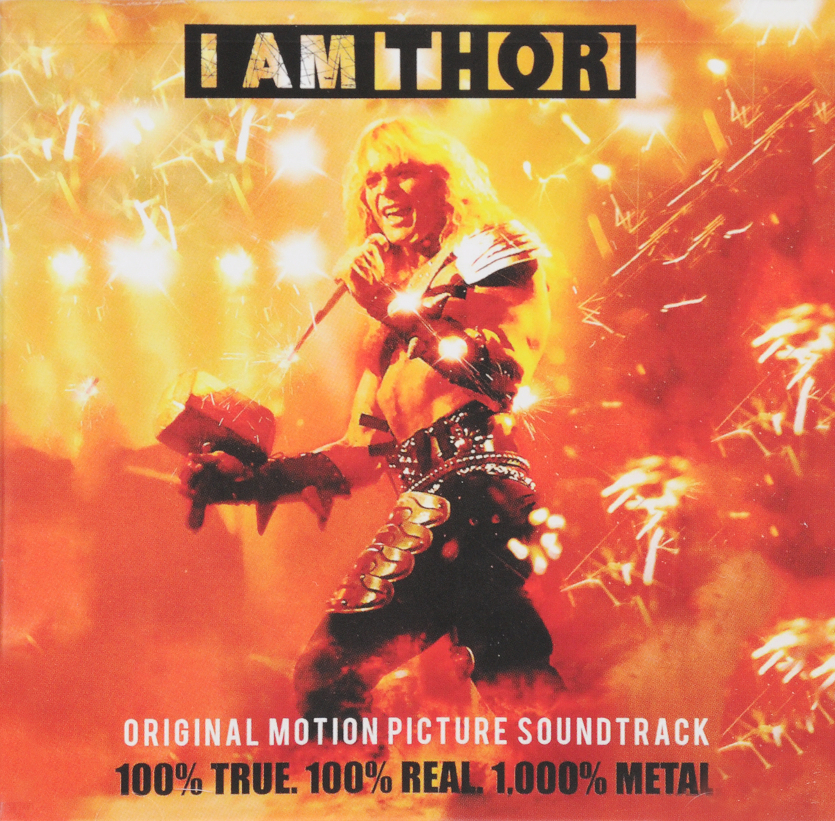 Thor Thor. I Am Thor - Original Motion Picture Soundtrack leonard cohen i m your man motion picture soundtrack