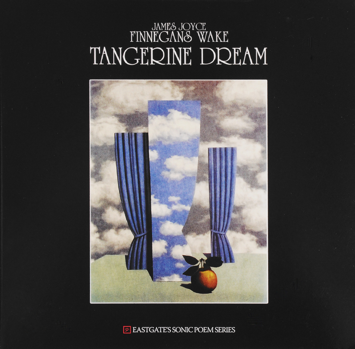Tangerine Dream Tangerine Dream. Finnegans Wake джеймс джойс finnegans wake