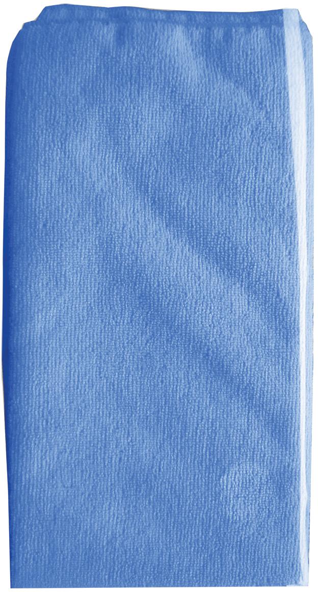 Тряпка для мытья пола Лайма Стандарт, цвет: синий, 70 х 80 см. 601250 тряпка для мытья пола ирбис из микрофибры 500 х 600 мм 1 шт
