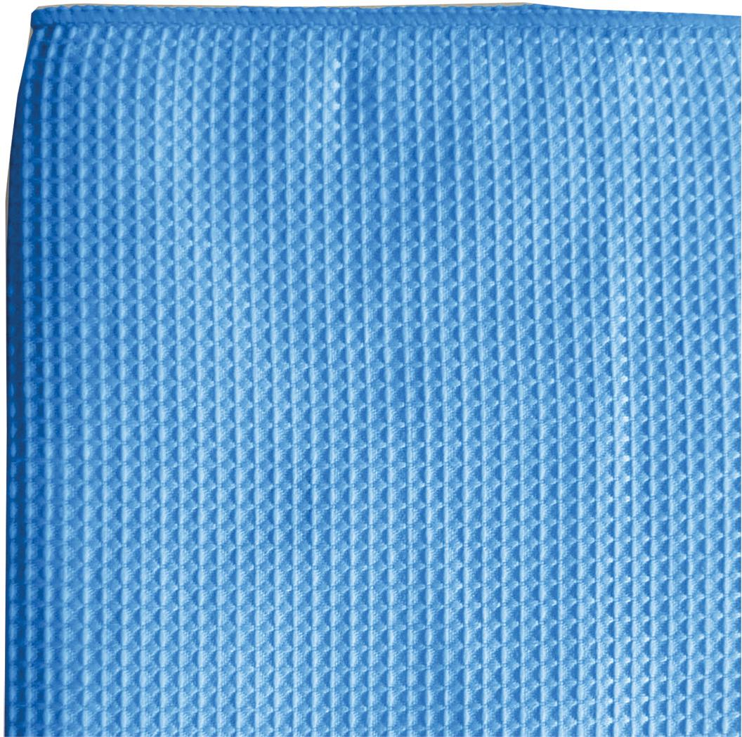 "Набор полотенец для кухни ""Лайма"", цвет: голубой, 40 х 60 см, 2 шт. 601252"