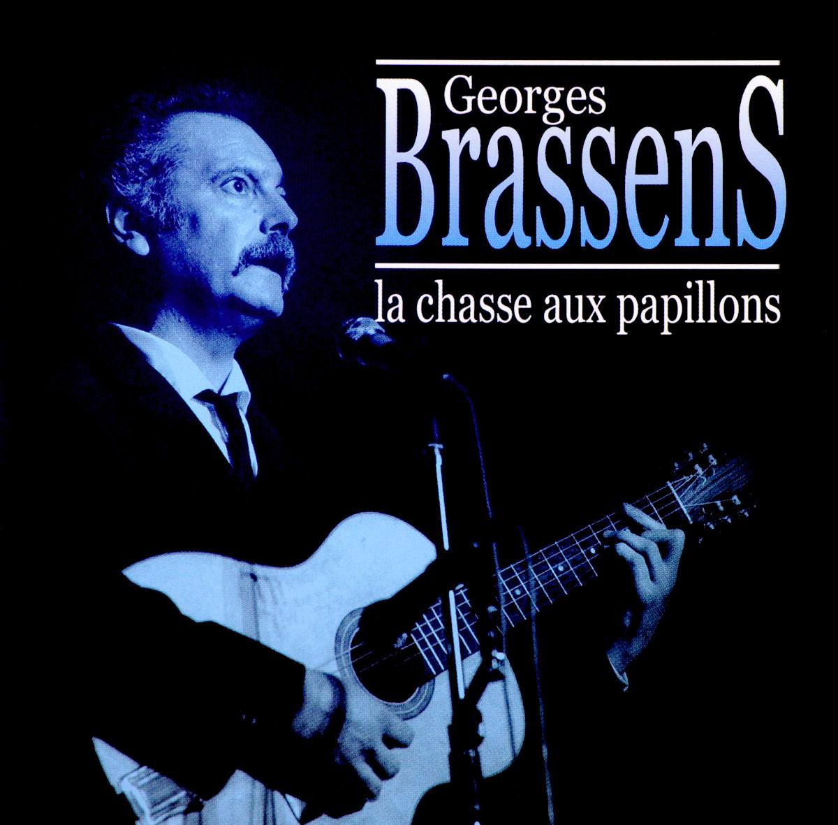 Georges Brassens. La Chasse Aux Papillo. Vol. 1