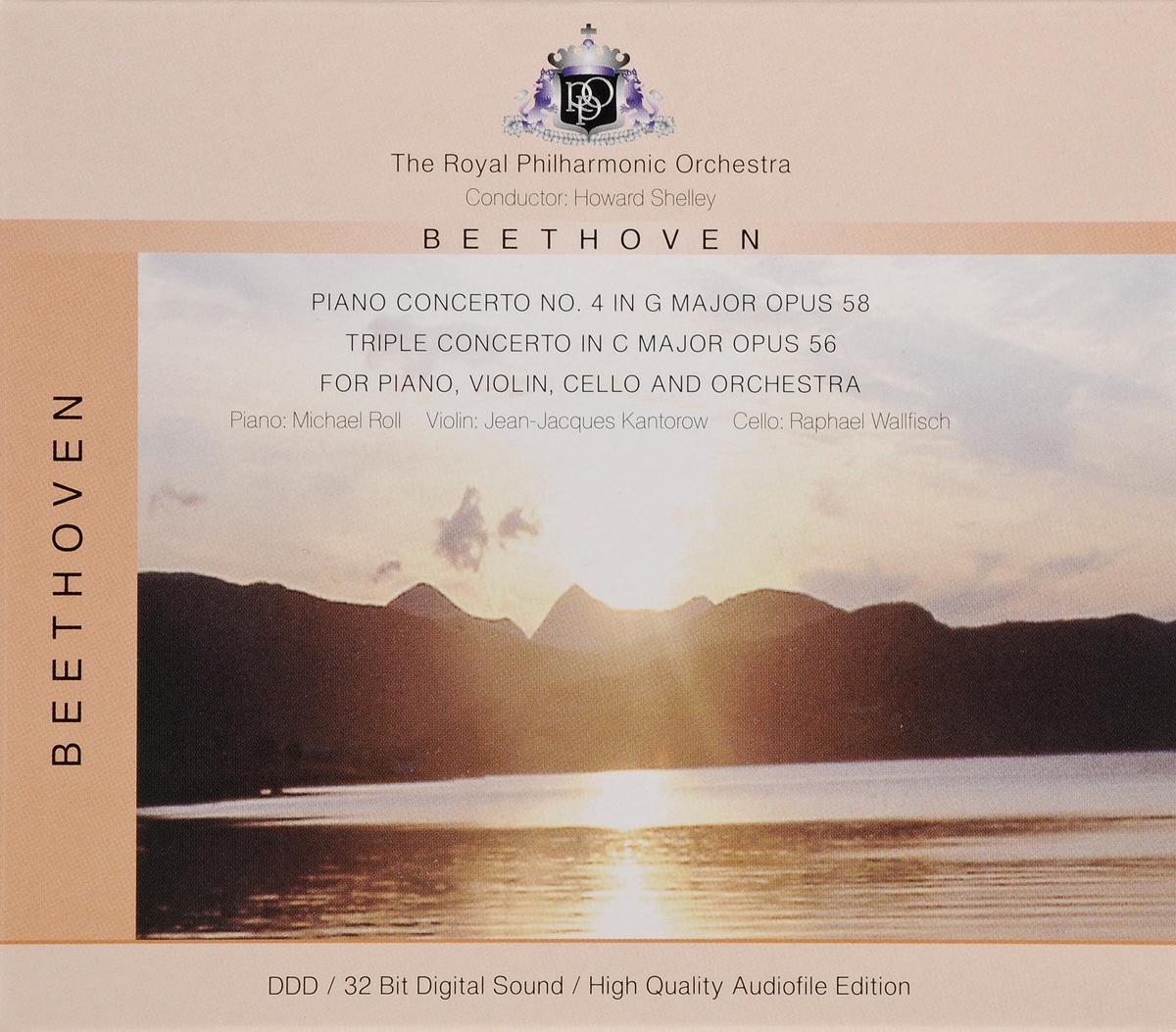 Ludwig Van Beethoven: Piano Concerto No.4 r van veldhuizen rapsodie no 4