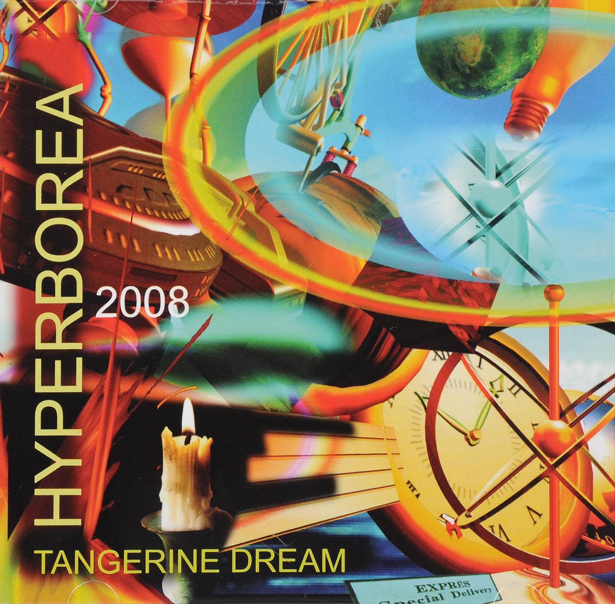 Tangerine Dream Tangerine Dream. Hyperborea 2008 tangerine dream tangerine dream finnegans wake