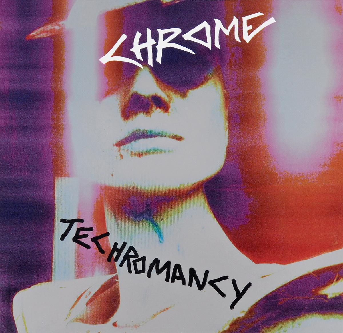 Chrome Chrome. Techromancy цена в Москве и Питере