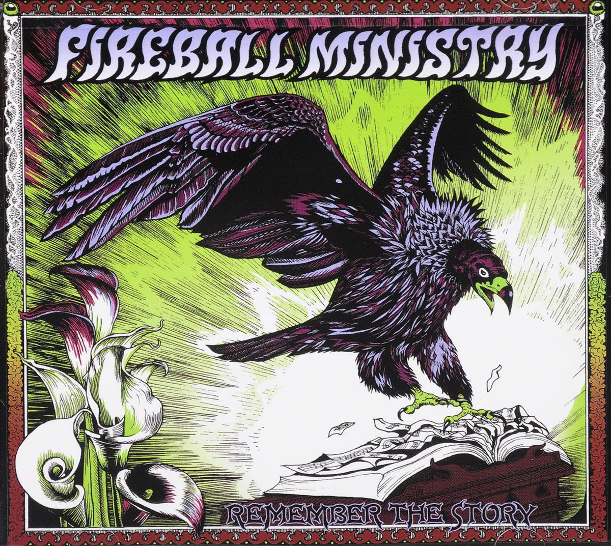 цены на Fireball Ministry Fireball Ministry. Remember The Story  в интернет-магазинах