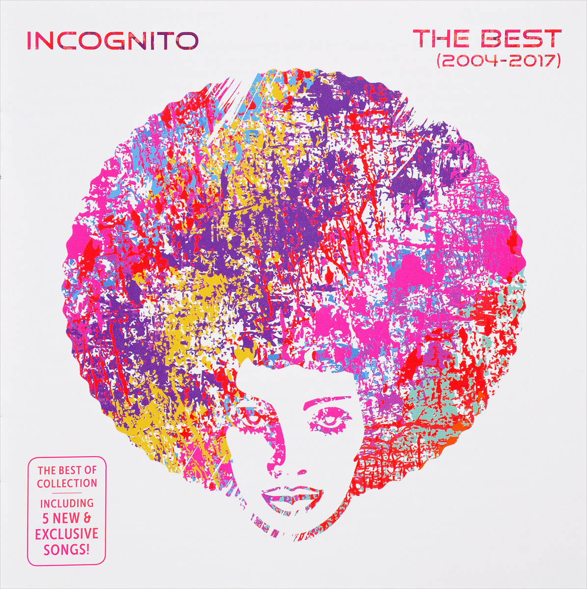 Incognito Incognito. The Best (2004-2017) incognito incognito tales from the beach