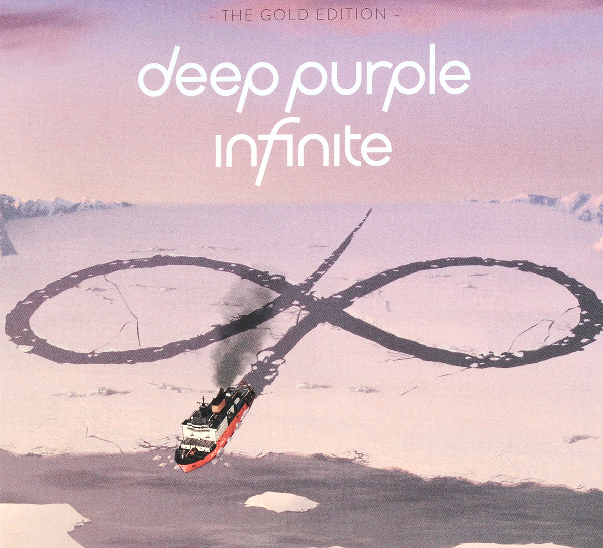Deep Purple Deep Purple. Infinite - The Gold Edition (2 CD) gosh cc cream
