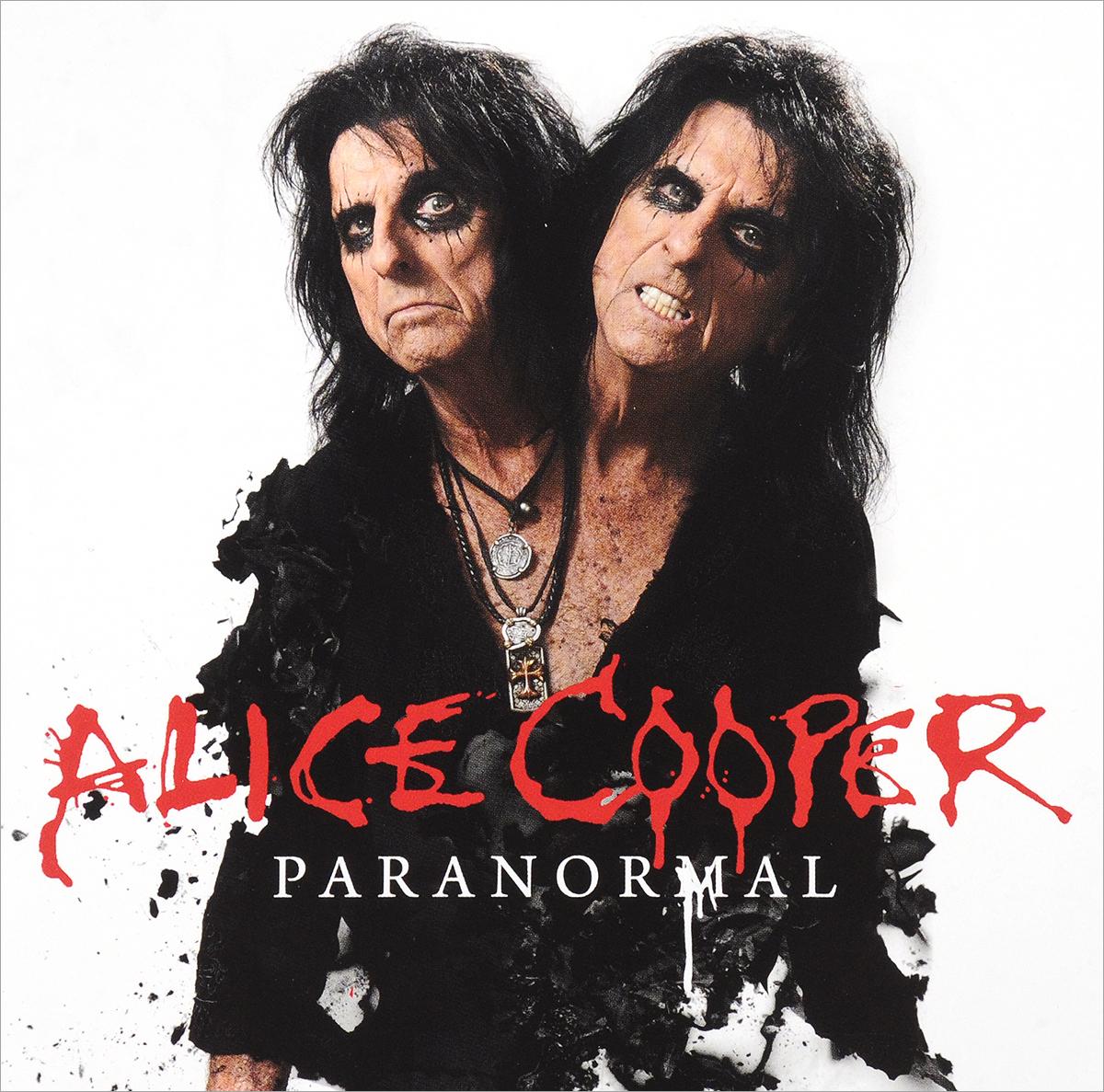 Элис Купер Alice Cooper. Paranormal (Tour Edition) элис купер alice cooper dada