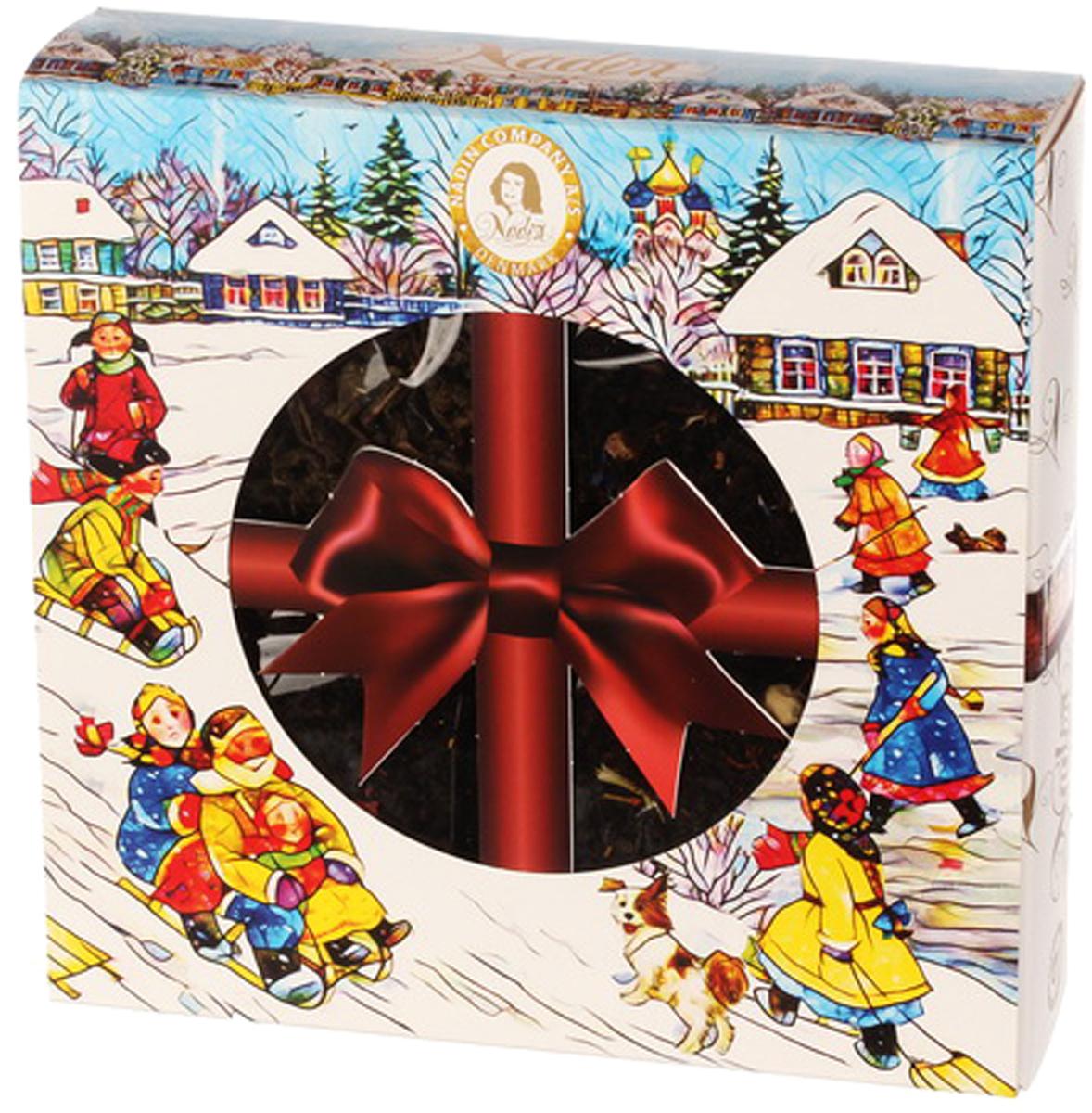Nadin Дети подарочный набор, 200 г nadin счастья в новом году чай черный листовой 50 г