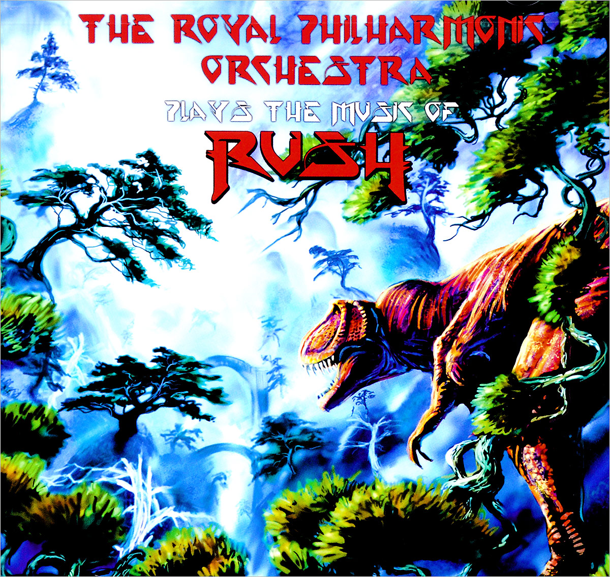 цена на Royal Philharmonic Orchestra Royal Philharmonic Orches. Plays The Music Of Rush