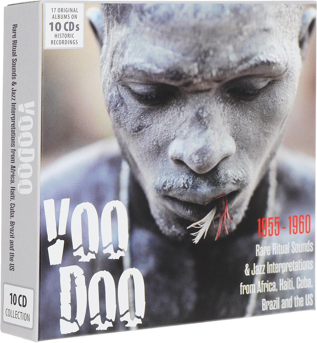 Voodoo. Rare Ritual Sounds & Jazz Interpretations (10 CD) joyce lain kennedy job interviews for dummies