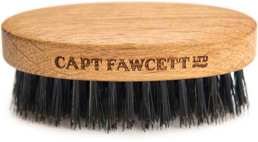 Captain Fawcett Щетка для бороды Wild Boar Bristle Brush. CF.933