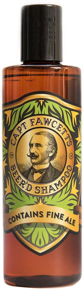 Captain Fawcett Шампунь для бороды, 250 мл. CF510