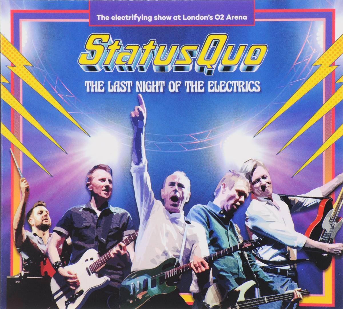 Status Quo Status Quo. The Last Night Of The Electrics (2 CD) status quo status quo hello deluxe edition 2 cd
