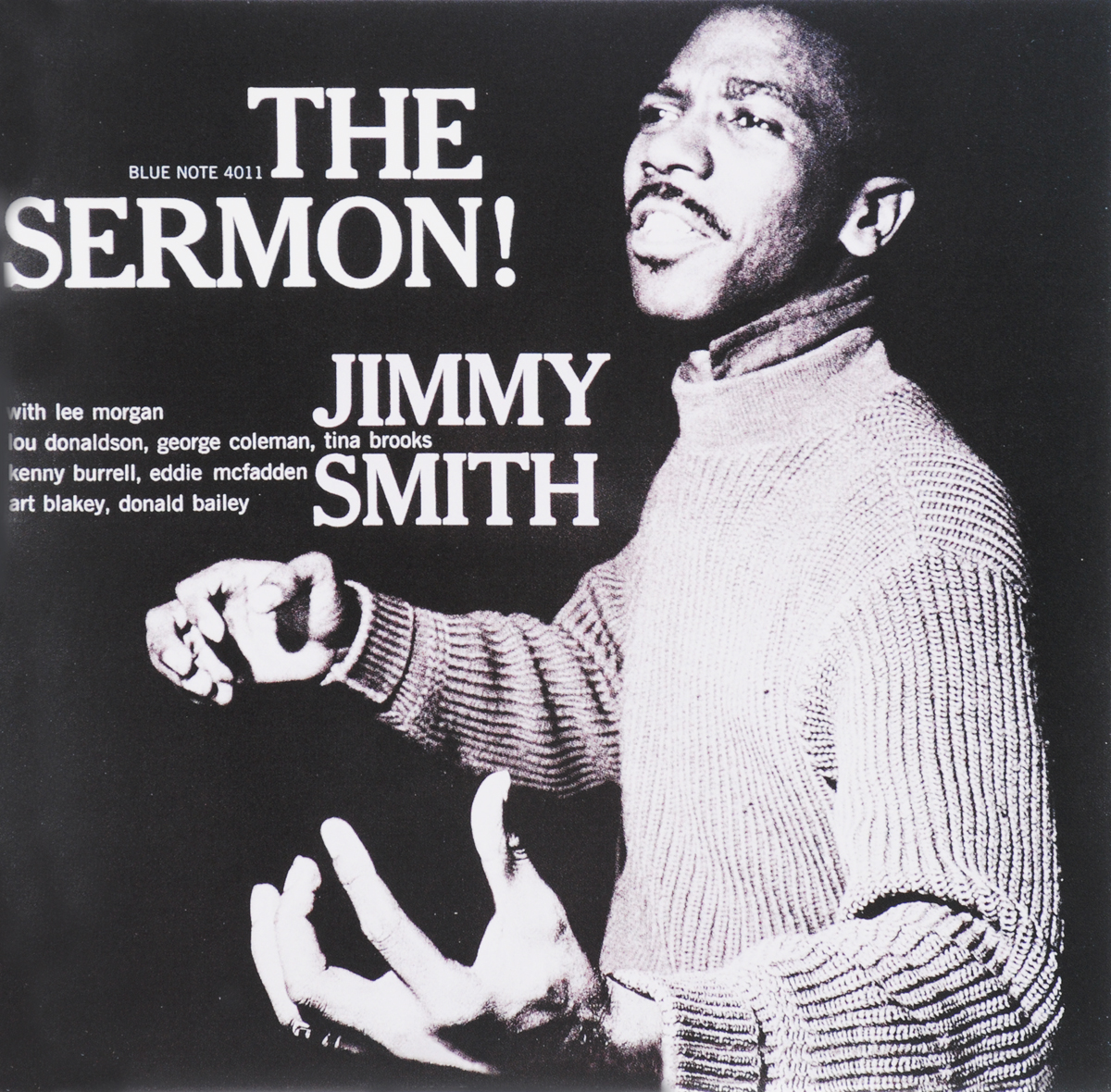 лучшая цена Джимми Смит Jimmy Smith. Sermon