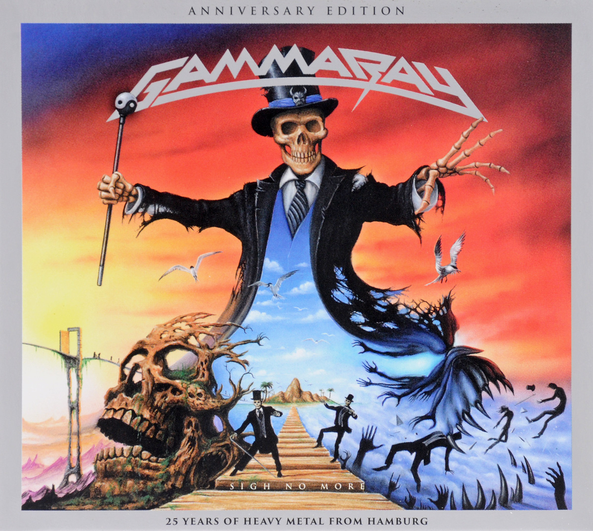 Gamma Ray Gamma Ray. Sigh No More (2 CD) gamma ray gamma ray the best of 4 lp