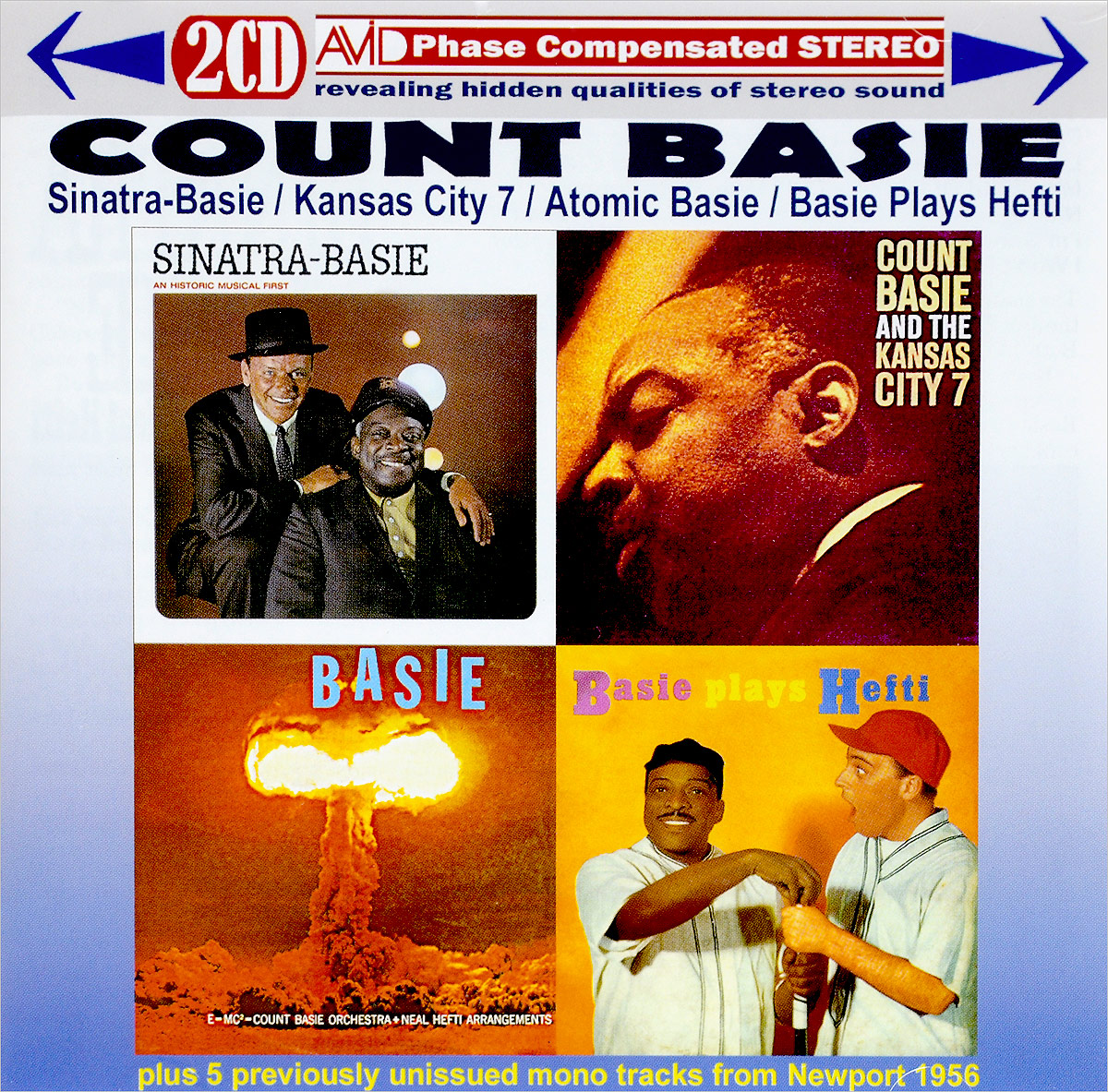 Каунт Бэйси Count Basie. Four Classic Albums Plus (2 CD) элла фитцжеральд каунт бэйси ella fitzgerald count basie a perfect match
