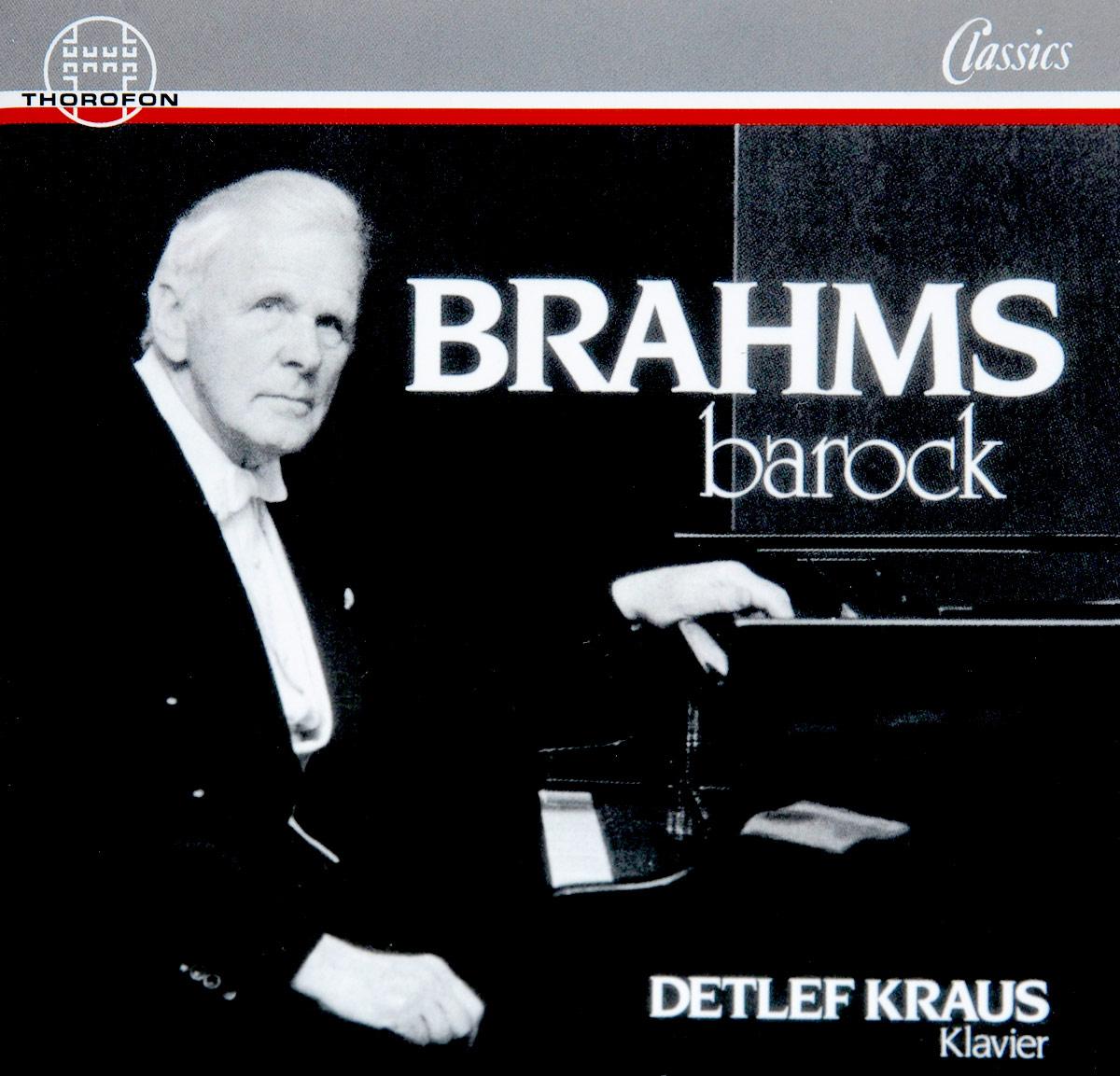 Johannes Brahms Barock. Variations johannes brahms
