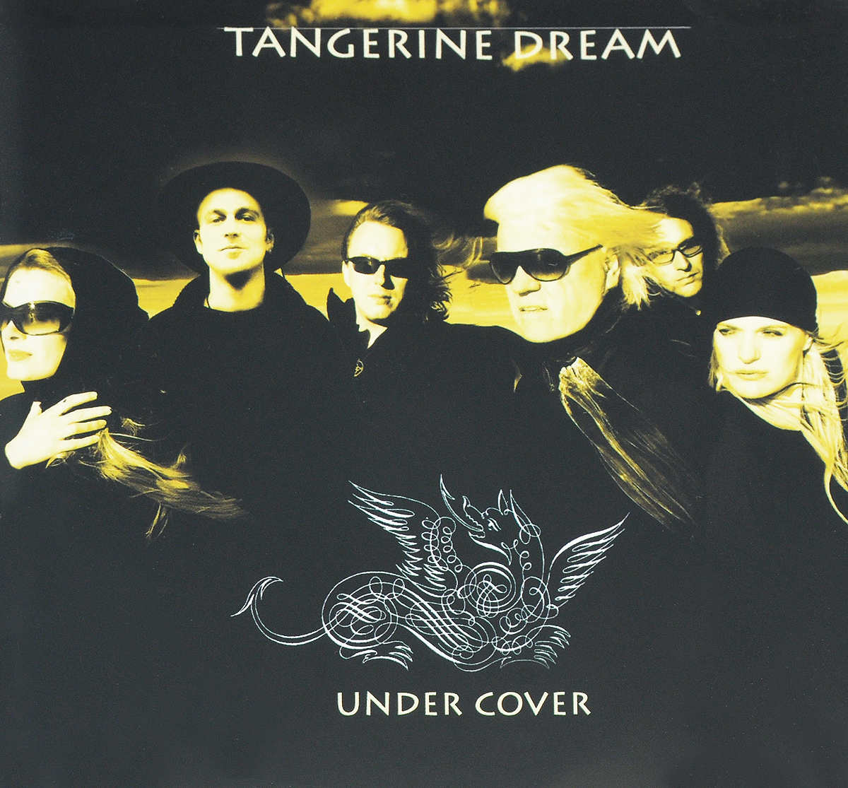 Tangerine Dream Tangerine Dream. Under Cover martyn wyndham under cover