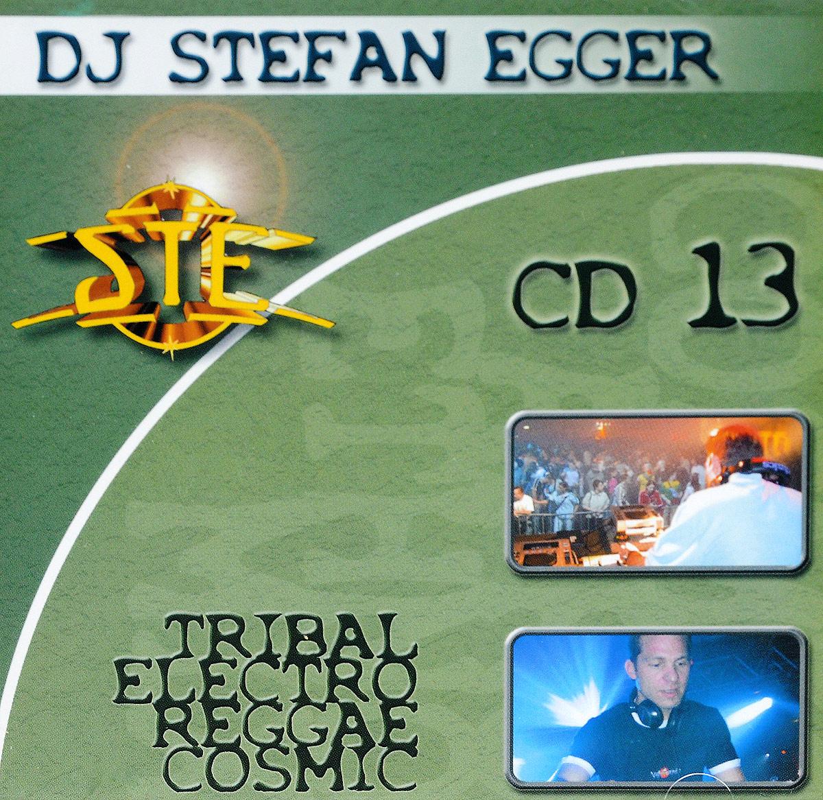 Stefan Egger / DJ Dj Egger. World Movement CD 13