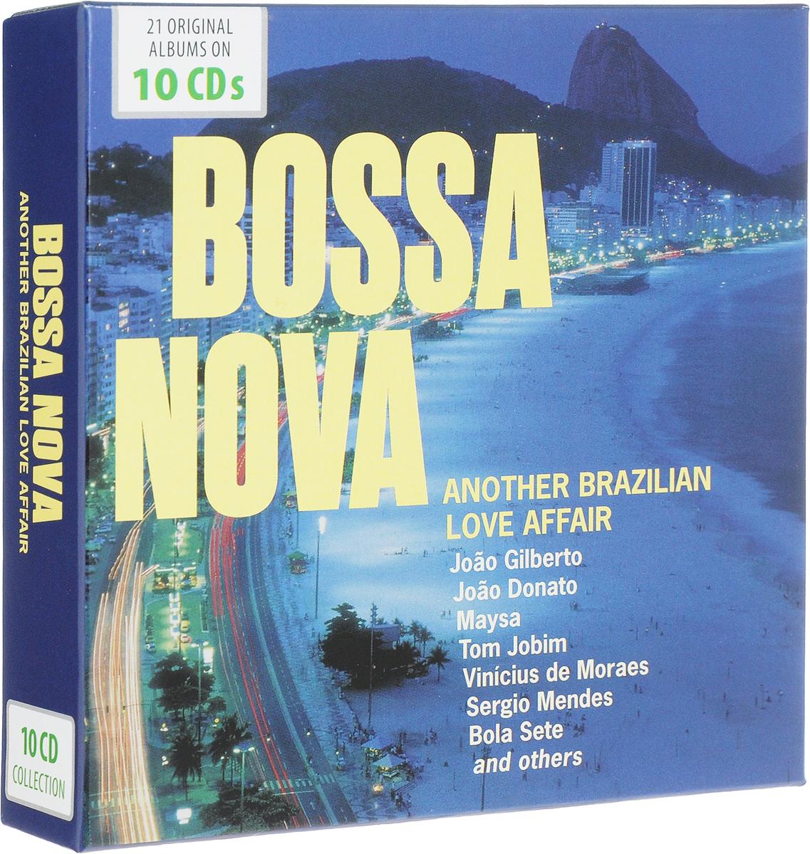 The Bossa Nova All Stars Bossa Nova. Another Brazilian Love Affair (10 CD) sayat nova selected poems in armenian cd