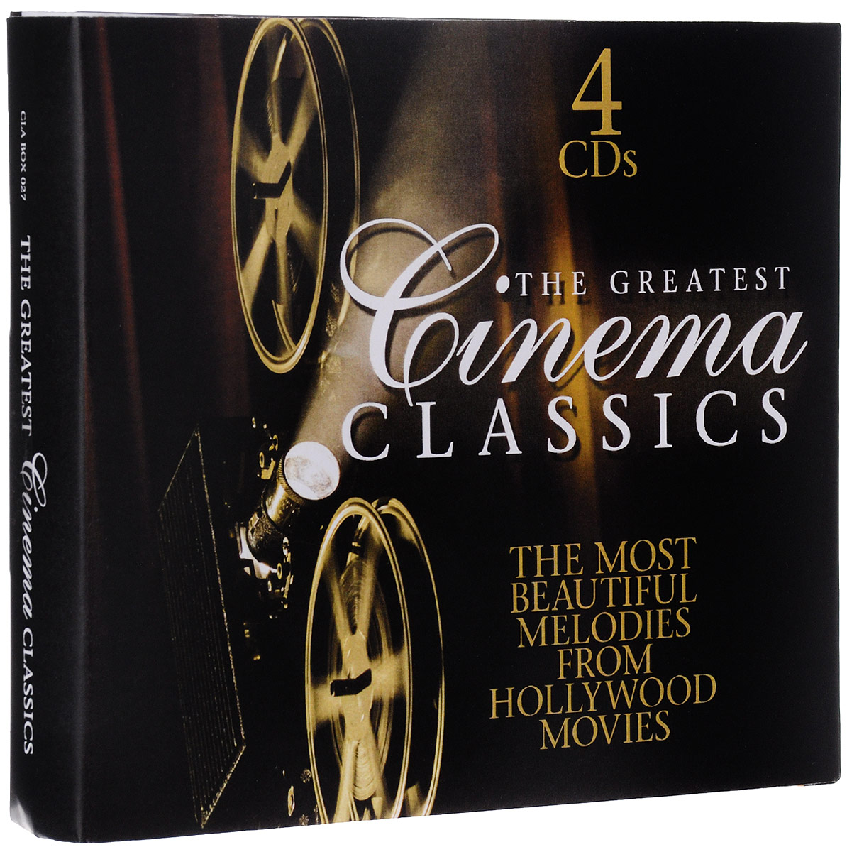 Movie Classics: Greatest Hits/ Bach/ Mozart/ Wagner And More (4 CD) блендер redmond rsb cbm3400