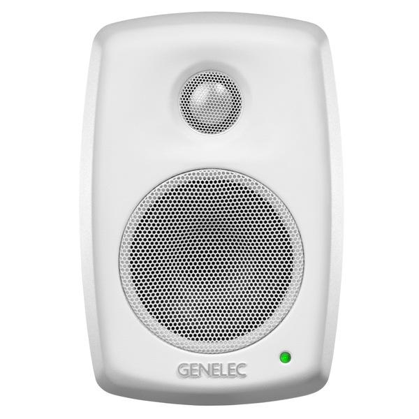 Активная полочная акустика Genelec 4010AW White
