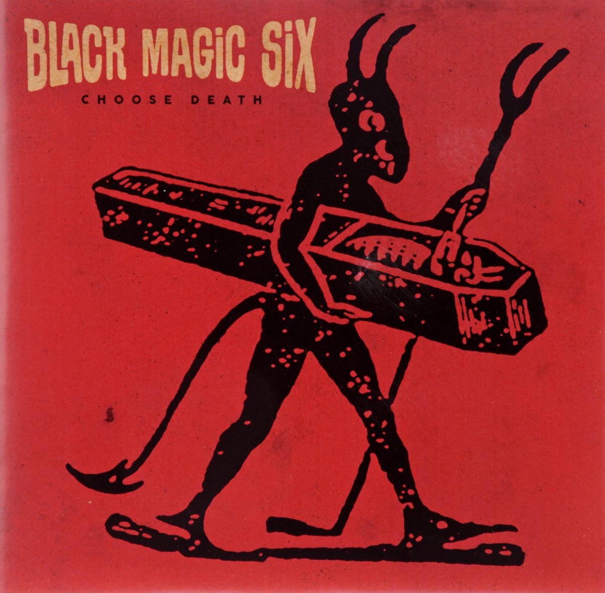 Black Magic Six Black Magic Six. Choose Death cherry adair black magic