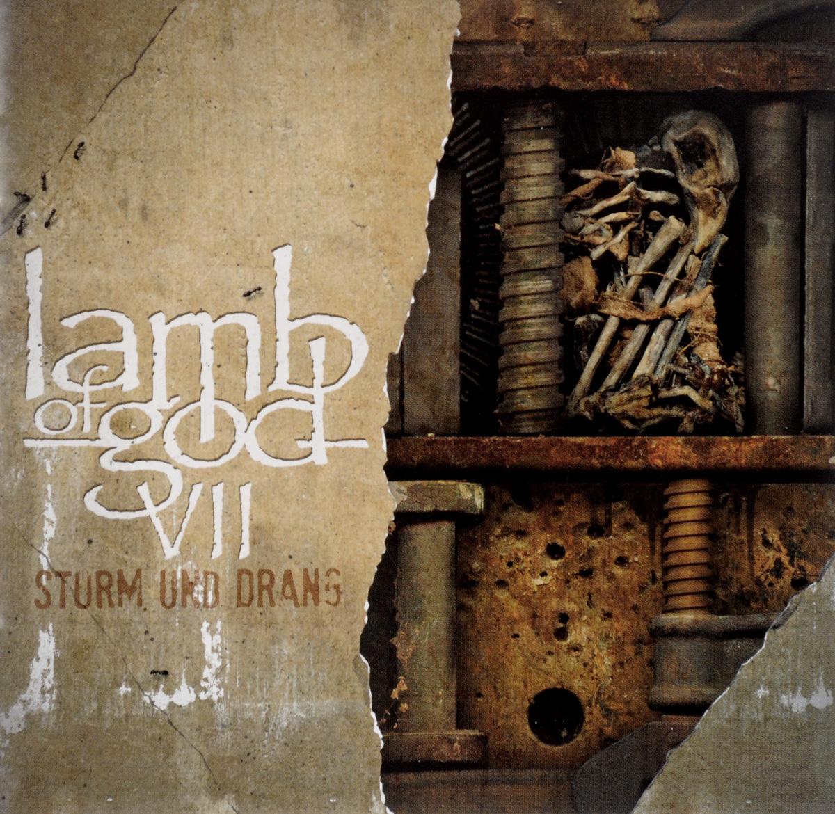 Lamb Of God. VII: Sturm Und Drang erzahlungen aus dem sturm und drang ii