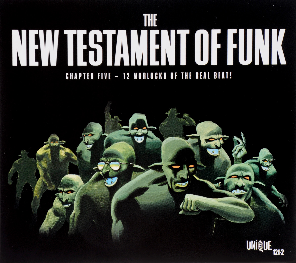 лучшая цена New Testament Of Funk 5