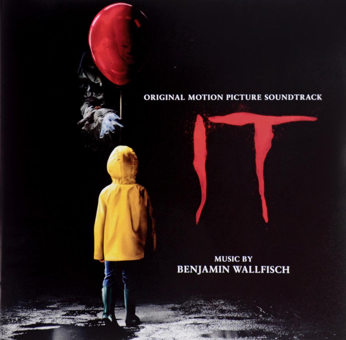Бенжамин Уолфиш Benjamin Wallfisch. IT: Original Motion Picture Soundtrack (2 CD)