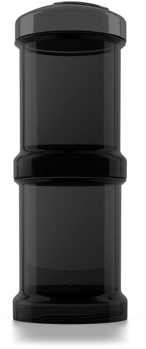 Twistshake Контейнер для сухой смеси Superhero цвет черный 100 мл 2 шт цена
