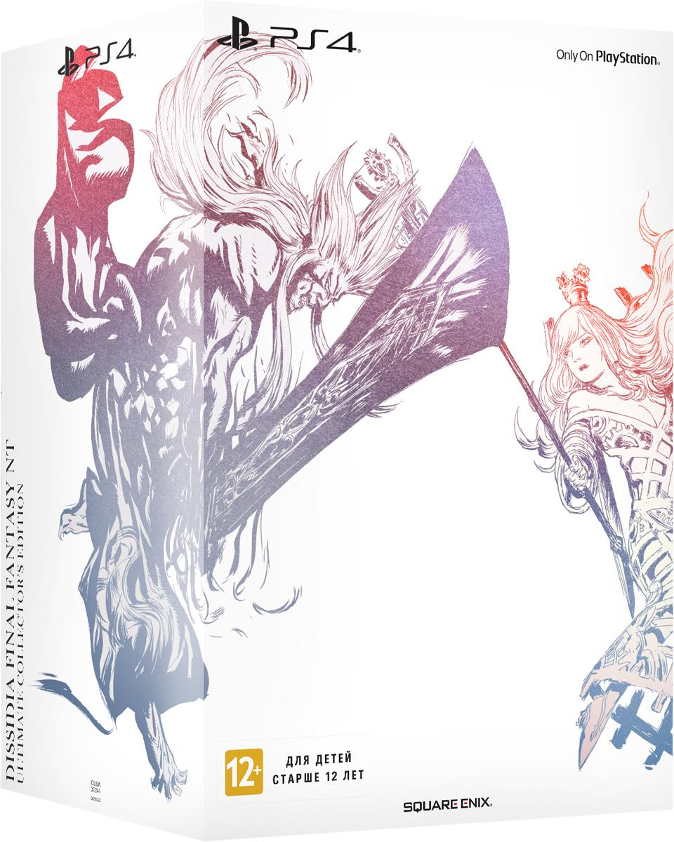 Dissidia Final Fantasy NT. Коллекционное издание (PS4) final fantasy xiv полное издание a realm reborn heavensward ps4