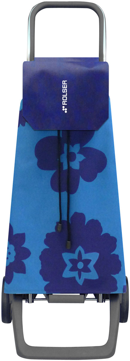 сумка тележка rolser joy jet027 синий 40 л Сумка-тележка Rolser Joy, цвет: синий, 40 л. JET028