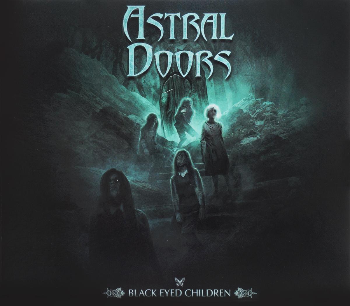 Astral Doors Doors. Black Eyed Children